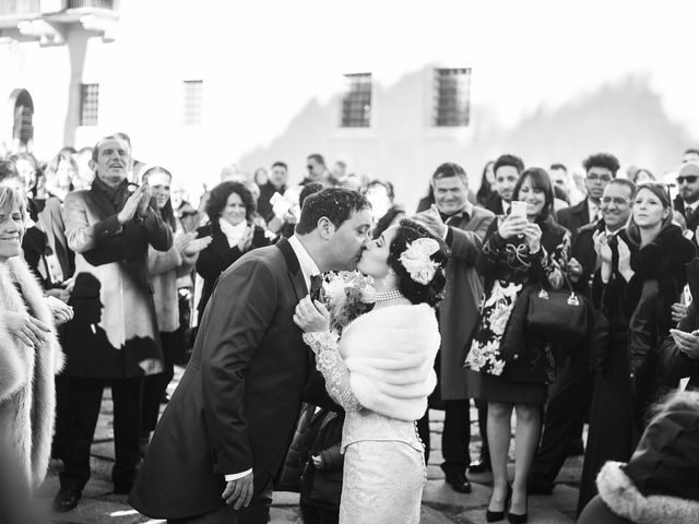 Il matrimonio di Federica e Antonio a Roma, Roma 12