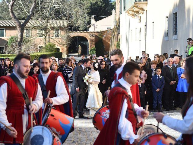 Il matrimonio di Federica e Antonio a Roma, Roma 13