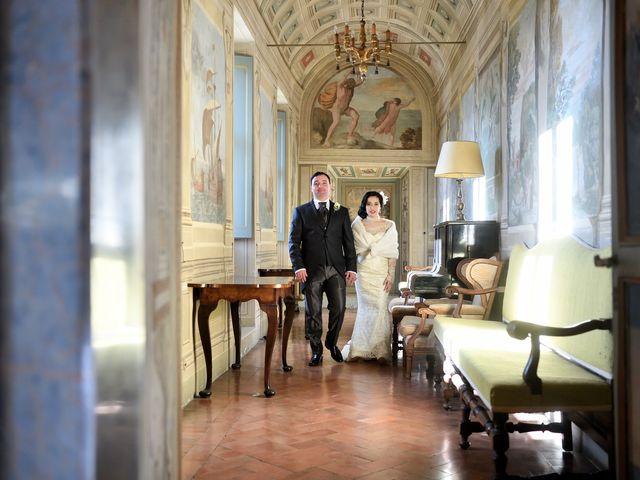 Il matrimonio di Federica e Antonio a Roma, Roma 18