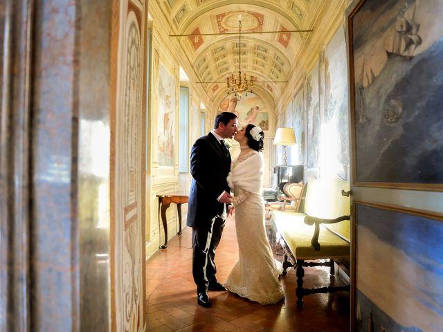 Il matrimonio di Federica e Antonio a Roma, Roma 19