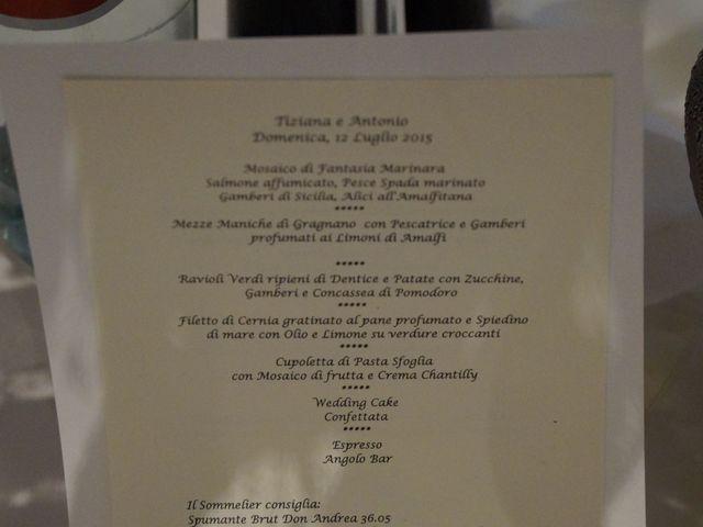 Il matrimonio di Antonio e Tiziana a Battipaglia, Salerno 81