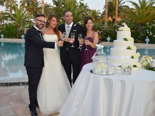 Il matrimonio di Antonio e Tiziana a Battipaglia, Salerno 148