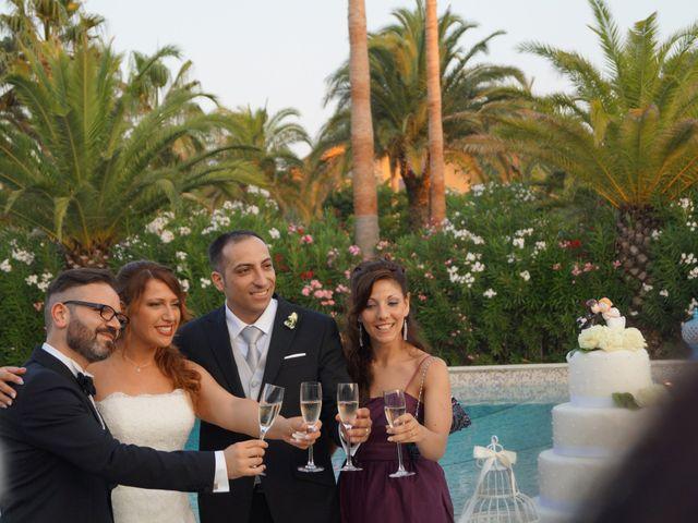 Il matrimonio di Antonio e Tiziana a Battipaglia, Salerno 149