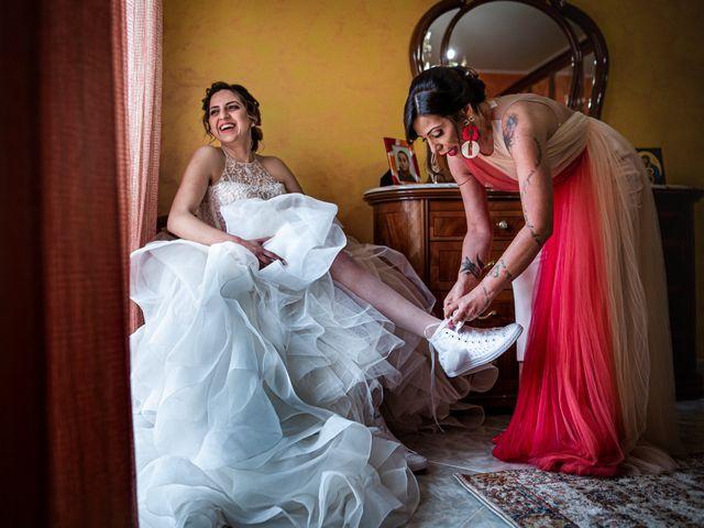 Il matrimonio di Claudio e Valeria a Bronte, Catania 12
