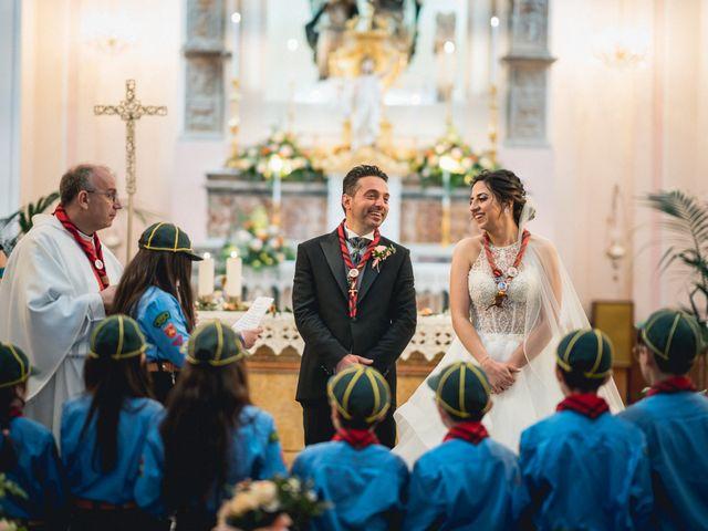 Il matrimonio di Claudio e Valeria a Bronte, Catania 26
