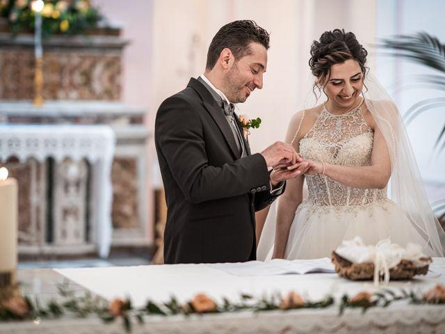 Il matrimonio di Claudio e Valeria a Bronte, Catania 27