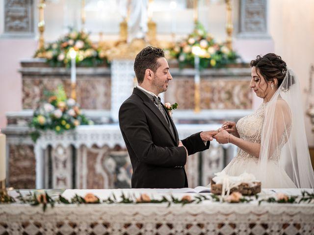 Il matrimonio di Claudio e Valeria a Bronte, Catania 28