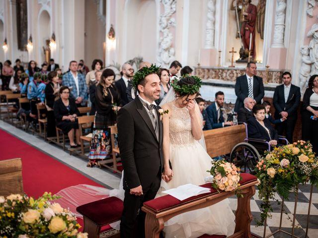 Il matrimonio di Claudio e Valeria a Bronte, Catania 29