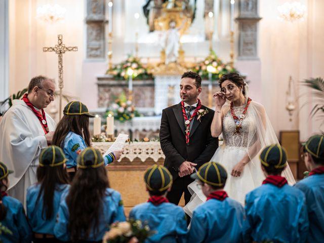 Il matrimonio di Claudio e Valeria a Bronte, Catania 33