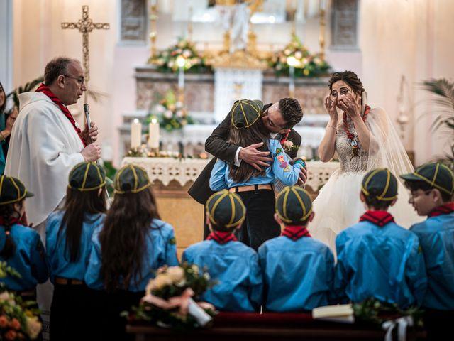 Il matrimonio di Claudio e Valeria a Bronte, Catania 34