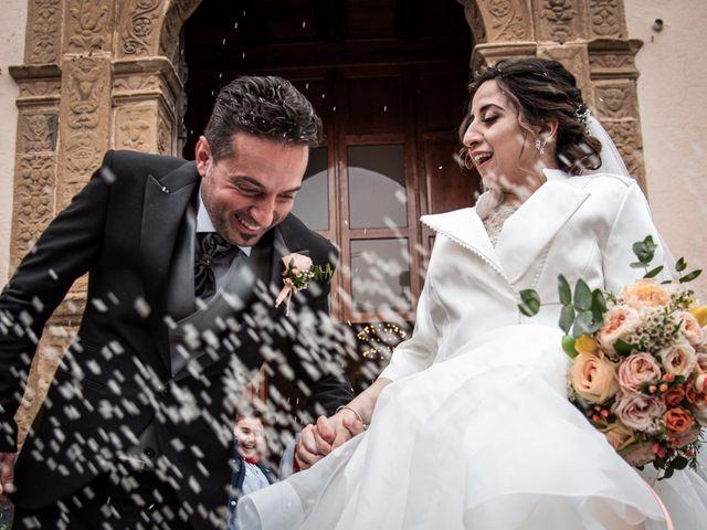 Il matrimonio di Claudio e Valeria a Bronte, Catania 35