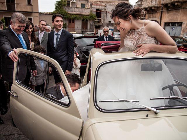 Il matrimonio di Claudio e Valeria a Bronte, Catania 36