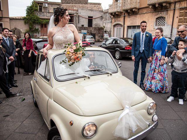 Il matrimonio di Claudio e Valeria a Bronte, Catania 37