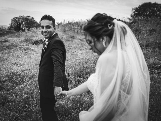 Il matrimonio di Claudio e Valeria a Bronte, Catania 38