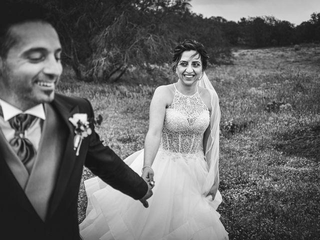 Il matrimonio di Claudio e Valeria a Bronte, Catania 39