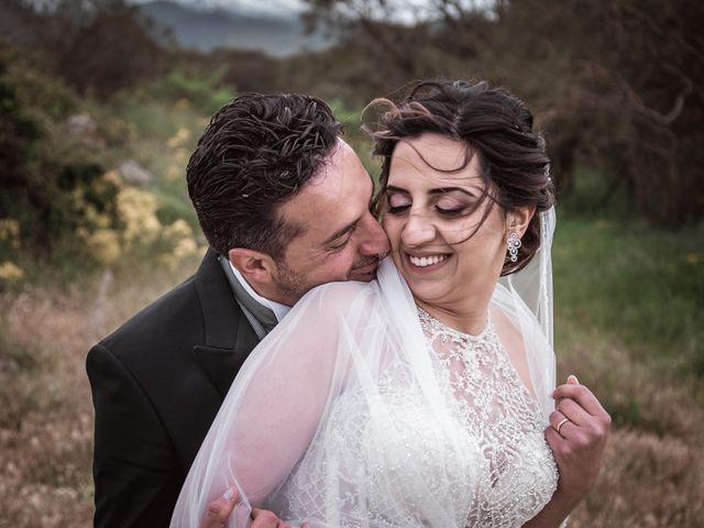 Il matrimonio di Claudio e Valeria a Bronte, Catania 41