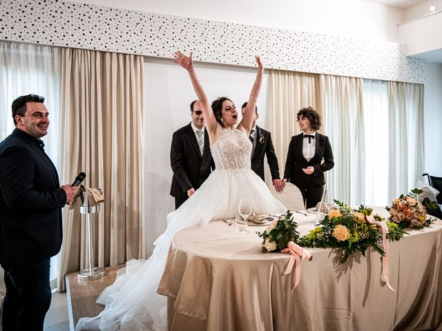 Il matrimonio di Claudio e Valeria a Bronte, Catania 58