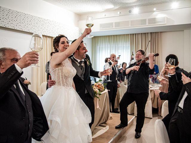Il matrimonio di Claudio e Valeria a Bronte, Catania 61