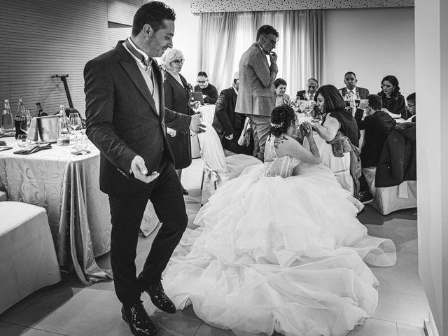 Il matrimonio di Claudio e Valeria a Bronte, Catania 64