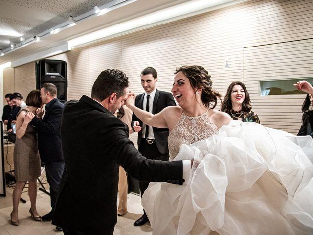 Il matrimonio di Claudio e Valeria a Bronte, Catania 68