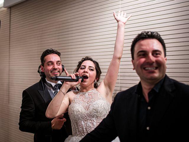 Il matrimonio di Claudio e Valeria a Bronte, Catania 73