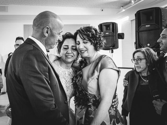Il matrimonio di Claudio e Valeria a Bronte, Catania 76