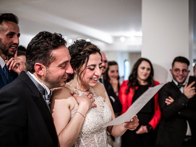 Il matrimonio di Claudio e Valeria a Bronte, Catania 81
