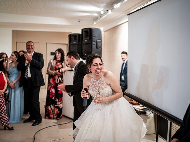 Il matrimonio di Claudio e Valeria a Bronte, Catania 83