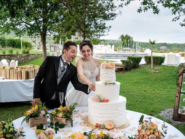 Il matrimonio di Claudio e Valeria a Bronte, Catania 87