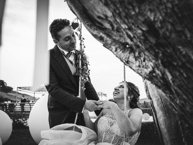 Il matrimonio di Claudio e Valeria a Bronte, Catania 89