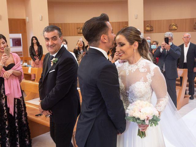 Il matrimonio di Nicola e Cesy a Gravina in Puglia, Bari 15
