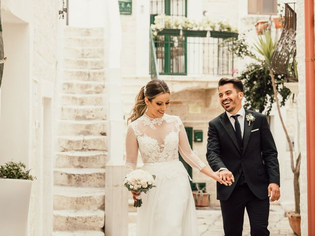 Il matrimonio di Nicola e Cesy a Gravina in Puglia, Bari 30