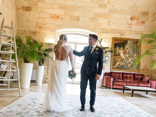 Il matrimonio di Nicola e Cesy a Gravina in Puglia, Bari 33