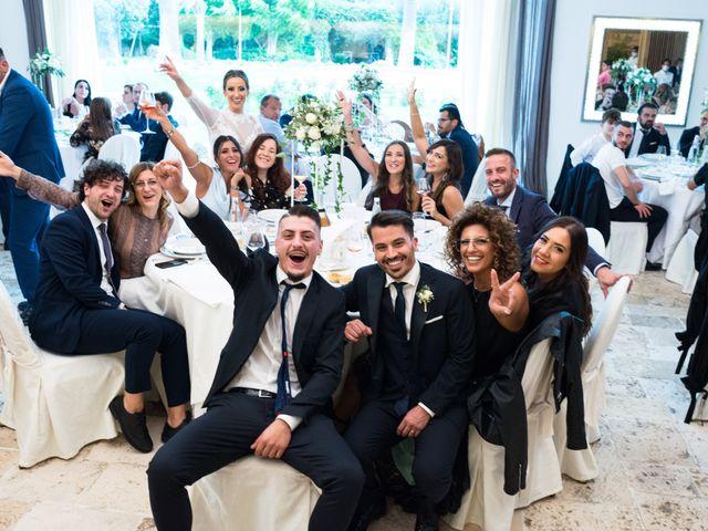 Il matrimonio di Nicola e Cesy a Gravina in Puglia, Bari 35