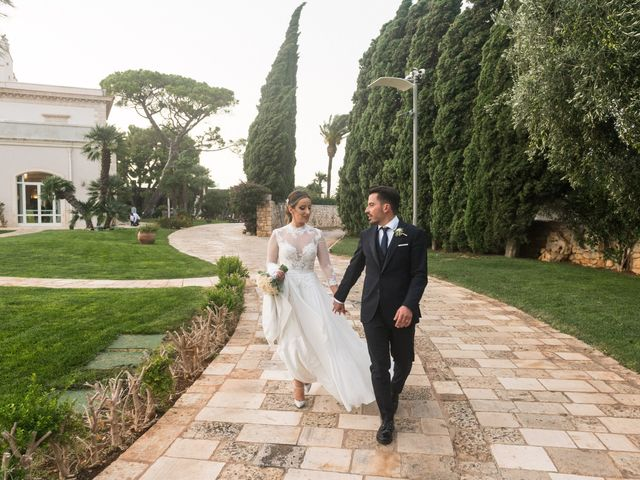 Il matrimonio di Nicola e Cesy a Gravina in Puglia, Bari 36
