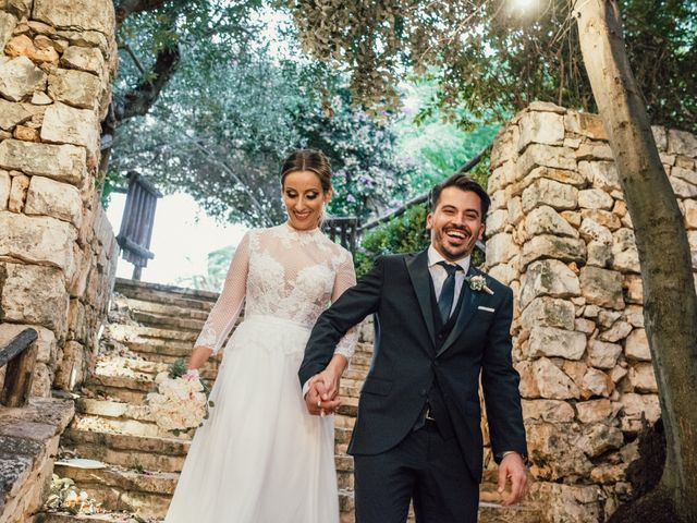 Il matrimonio di Nicola e Cesy a Gravina in Puglia, Bari 38