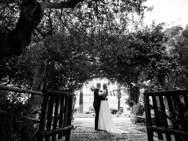 Il matrimonio di Nicola e Cesy a Gravina in Puglia, Bari 42