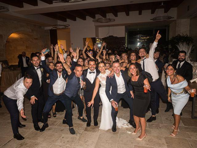 Il matrimonio di Nicola e Cesy a Gravina in Puglia, Bari 47