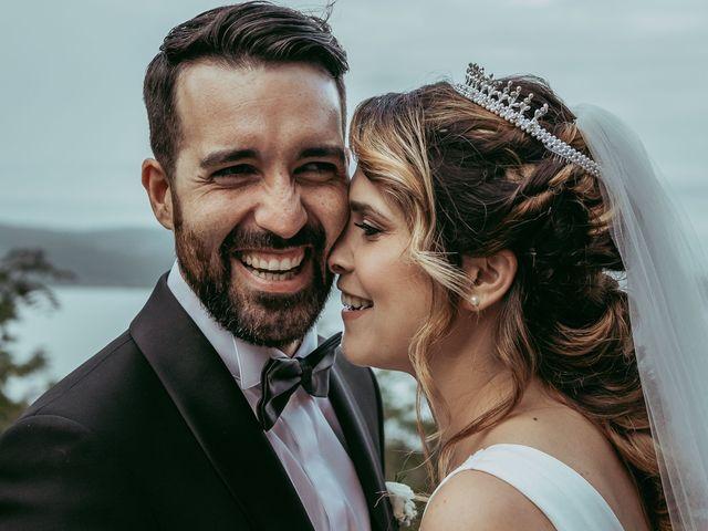 Le nozze di Matteo e Martina