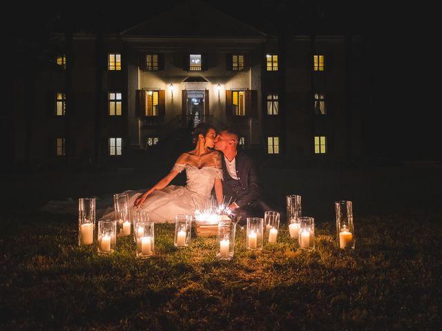 Le nozze di Jennifer e Marcus
