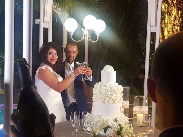 le nozze di Giuliana e Fulvio