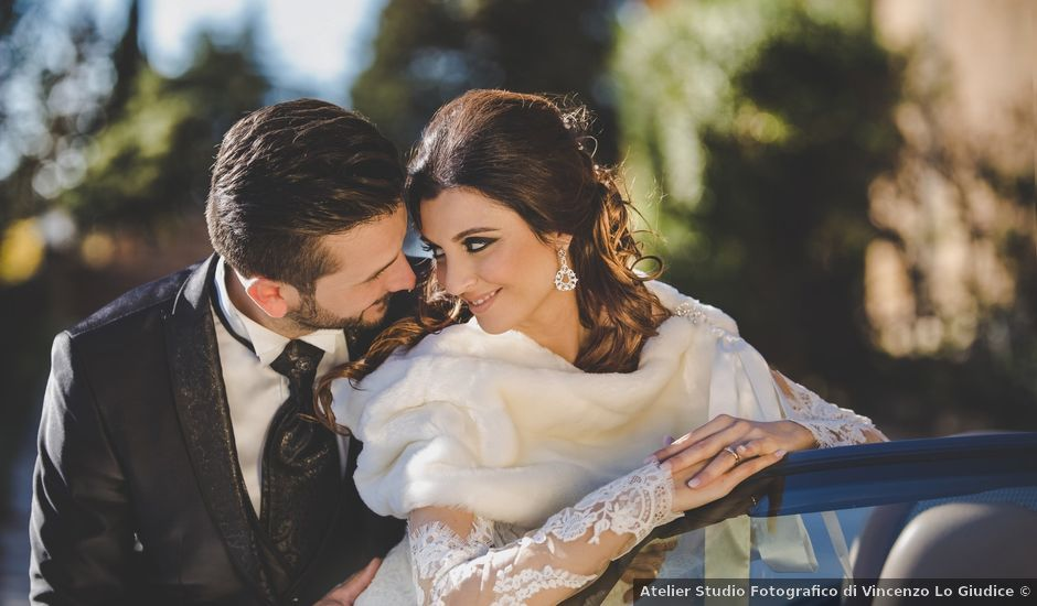 Il matrimonio di Salvatore e Nathaly a Canicattì, Agrigento