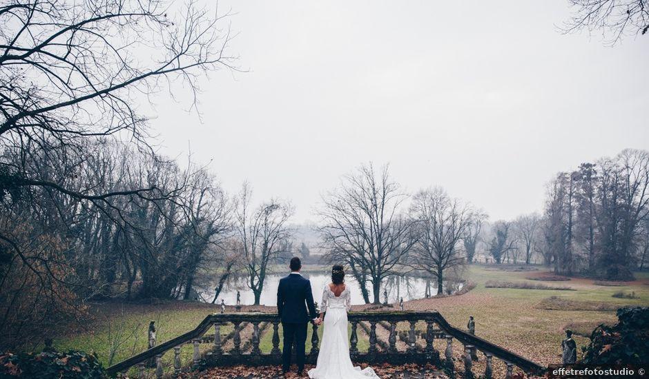 Il matrimonio di Andrea e Giulia a Bordolano, Cremona