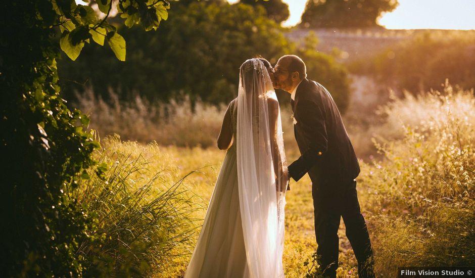 Il matrimonio di Orazio e Erika a Ragusa, Ragusa