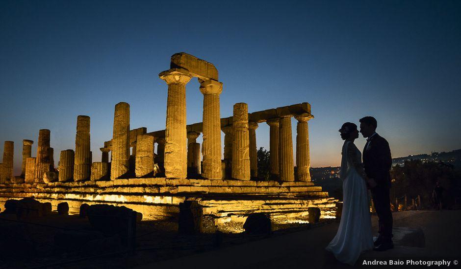 Il matrimonio di Damiana e Fulvio a Agrigento, Agrigento