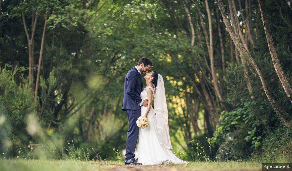 Il matrimonio di Federica e Francesco a Buti, Pisa
