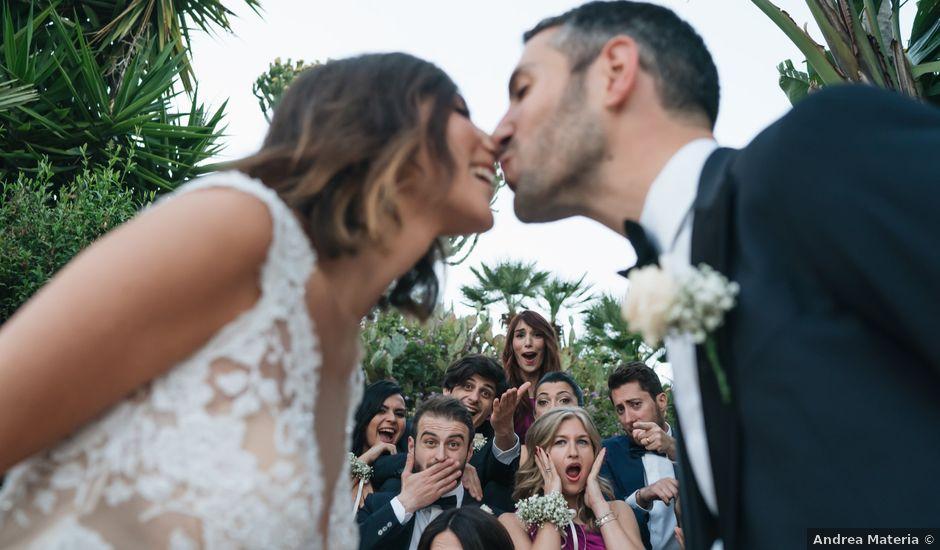 Il matrimonio di Ylenia e Salvo a Aci Castello, Catania