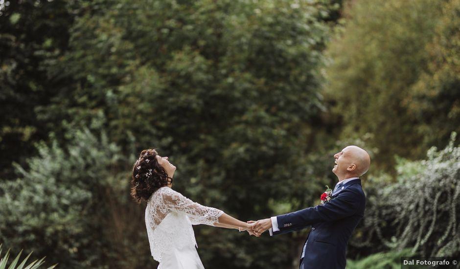 Il matrimonio di Adriano e Roberta a Roverè della Luna, Trento