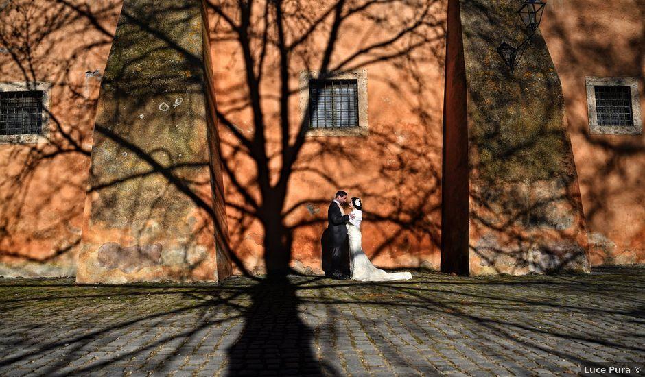 Il matrimonio di Federica e Antonio a Roma, Roma