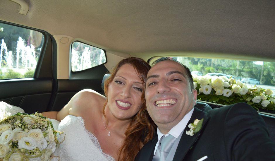 Il matrimonio di Antonio e Tiziana a Battipaglia, Salerno